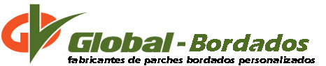 Fabricantes Global parches bordados